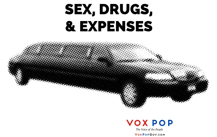 Sex, Drugs, and Expenses
