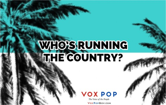 Who's Running The Country?